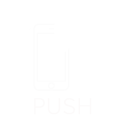 Alarm push notification